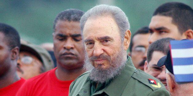 HAVANA, CUBA - NOVEMBER 25: (ARCHIVE IMAGE) Fidel Castro, Cuba's former president and revolutionary leader,...