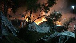 Τραγωδία στη Μόρια: Διαρροή υγραερίου η πιθανότερη αιτία της