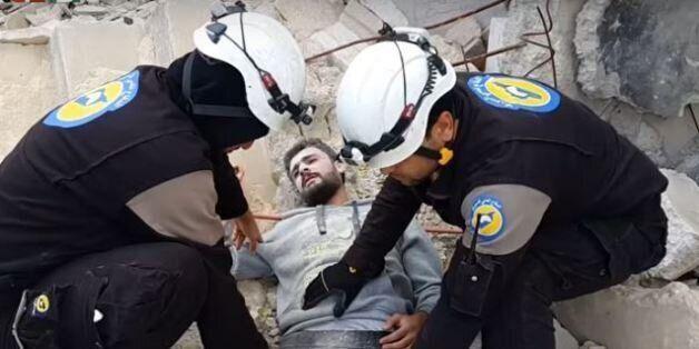 «Συγνώμη» από τους White Helmets οι οποίοι προσπάθησαν να (ξανα)τραβήξουν την προσοχή μας στη