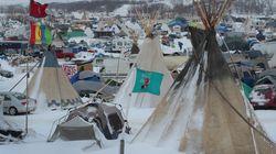 2.000 βετεράνοι θα προστατέψουν ιθαγενείς διαδηλωτές στην Βόρεια