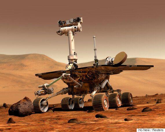 Έρευνα: Ίχνη εξωγήινης ζωής ίσως βρέθηκαν στον Άρη το 2007, αλλά δεν έγιναν
