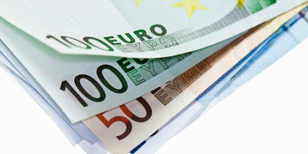 Euro Banknotes,