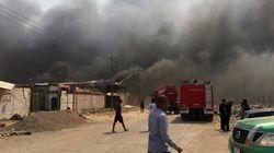Ιράκ: Εκατόμβη νεκρών από έκρηξη σε πρατήριο βενζίνης νότια της Βαγδάτης, την ευθύνη ανέλαβε το Ισλαμικό