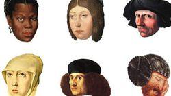 Αυτή η νέα σειρά emoji με κεφάλια από ιστορικούς πίνακες τέχνης θα αλλάξει για πάντα τα μηνύματά