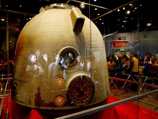 Ποιος ή τι χτυπούσε το διαστημόπλοιο; Τρομοκρατημένος δηλώνει ο πρώτος Κινέζος αστροναύτης από τους ήχους...