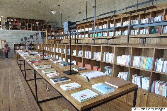 Αυτή πρέπει να είναι η πιο ήσυχη βιβλιοθήκη του