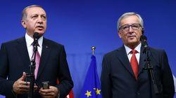 Γιούνκερ σε Άγκυρα: Λάβετε υπόψη τις ευρωπαϊκές προειδοποιήσεις για το «πάγωμα» των