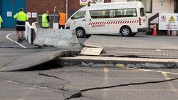 Απομακρύνεται ο κίνδυνος για τσουνάμι στη Νέα Ζηλανδία μετά τον ισχυρό σεισμό που έπληξε τη