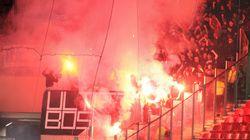 Στη Δικαιοσύνη για κάψιμο της σημαίας το άτομο που ταυτοποιήθηκε από τις αρχές στον αγώνα της Εθνικής με τη