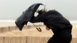 Γαλλία: Σφοδροί άνεμοι σαρώνουν τη βορειοδυτική χώρα, 44.000 νοικοκυριά χωρίς