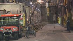 Une centaine de postes sont menacés à l'usine Grande-Baie de Rio