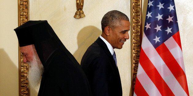 Ιερώνυμος, Τραμπ, Ομπάμα και το χαμένο λαβράκι του Αλέξη