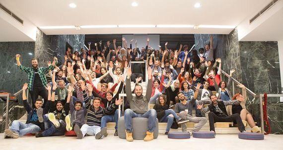 Storymakers Game Jam στο Γκαίτε: Ένα μοναδικό τριήμερο