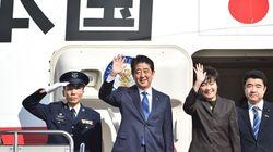 Σε «θερμό κλίμα» η συνάντηση Τραμπ με τον Ιάπωνα πρωθυπουργό Σίνζο