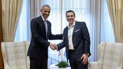 #obama_athens: Το ελληνικό Twitter υποδέχτηκε τον Obama καλύτερα από