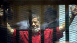 Αποσύρεται η θανατική ποινή κατά του πρώην Αιγύπτιου πρόεδρου, Μοχάμεντ