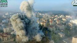 Το Χαλέπι ισοπεδώνεται. Το πυροβολικό σφυροκοπεί τους αντάρτες ανηλεώς. Οι σφοδρότεροι βομβαρδισμοί των τελευταίων