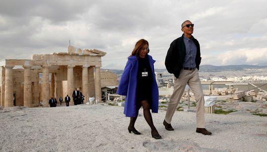 Η ιστορική επίσκεψη του Ομπάμα στην