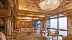 «Ο ναός του χρυσού»: Το παλάτι του νέου προέδρου των ΗΠΑ, Ντόναλντ