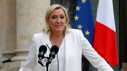 Η γαλλική ακροδεξιά και η Λε Πεν πανηγυρίζει...με τον τρόπο της για τον