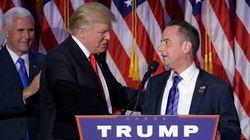 Ο Τραμπ διόρισε τον νέο προσωπάρχη και τον ανώτατο σύμβουλο του Λευκού