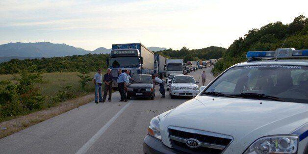 Ποινή 30 μηνών με 3ετή αναστολή στους Αλβανούς κρατικούς υπαλλήλους που έφερναν χάρτες της «Τσαμουριάς»...