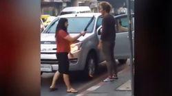 Επιτέθηκε στον σύζυγό της με μαχαίρι στη μέση του δρόμου επειδή δεν είχε γυρίσει στο σπίτι μετά από