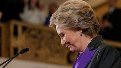 Η Χίλαρι Κλίντον κατηγόρησε τον διευθυντή του FBI για την ήττα της σε τηλεδιάσκεψη με