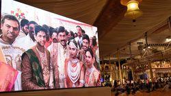 Σάλος με υπερπολυτελή γάμο που διοργάνωσε Ινδός δισεκατομμυριούχος για την μοναχοκόρη