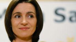 Η υποψήφια πρόεδρος της Μολδαβίας δέχεται κριτική επειδή είναι