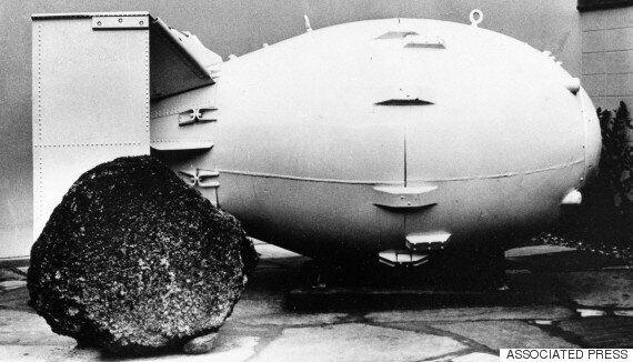 Δύτης ίσως βρήκε χαμένο πυρηνικό όπλο στα ανοιχτά του
