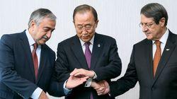 Σε καλό κλίμα οι διαπραγματεύσεις Αναστασιάδη και Ακιντζί για το