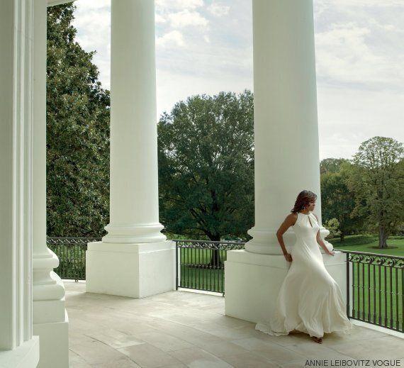 Στην τελευταία της φωτογράφιση ως Πρώτη Κυρία στη Vogue, η Michelle Obama μας θυμίζει γιατί την