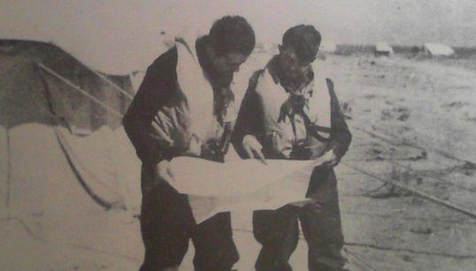 Ελληνικά φτερά στη Βόρεια Αφρική και τη Μέση Ανατολή: Η αναγέννηση της Ελληνικής Πολεμικής Αεροπορίας μετά τη γερμανική