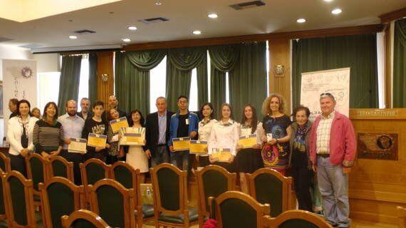 Μαθητές του ΓΕ.Λ. Πεντάπολης Σερρών ίδρυσαν τη δική τους