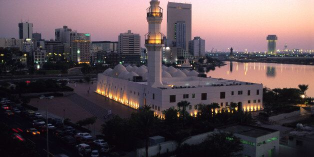 A view of Jeddah, Saudi