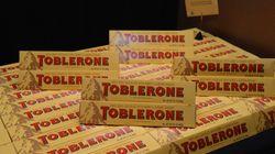Η Toblerone δεν θα είναι ποτέ ξανά η ίδια και ο κόσμος έχει