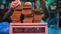 Στη Βενεζουέλα ζυγίζουν τα χρήματα σε