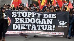 «Σταματήστε τη δικτατορία του Ερντογάν», φωνάζουν οι Κούρδοι σε μεγάλες συγκεντρώσεις ανά την