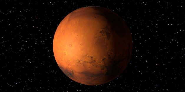 Mars from