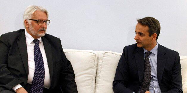 Oι προκλήσεις της ΕΕ μετά το Βrexit στο επίκεντρο των συζητήσεων του Μητσοτάκη με τον ΥΠΕΞ της