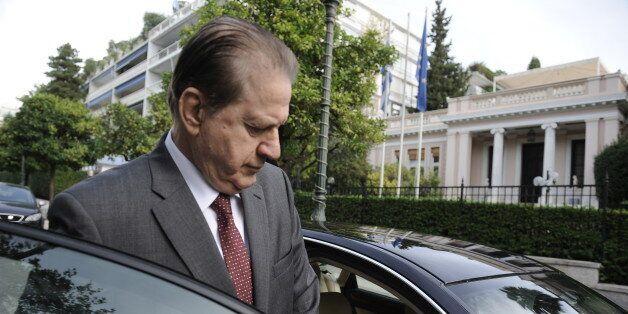 «Δεν αποσύρω την υποψηφιότητά μου» δήλωσε ο Πολύδωρας, μετά τη συνάντηση του με