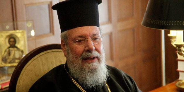 Ο Αρχιεπίσκοπος Κύπρου θέλει σχολεία κατά της...
