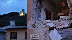 Ισχυροί μετασεισμοί στην Ιταλία. Στα ξενοδοχεία οδηγούνται οι
