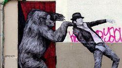 Οι φιγούρες του Παριζιάνου Levalet ασκούν κριτική στη σύγχρονη κοινωνία με στυλ και καυστικό