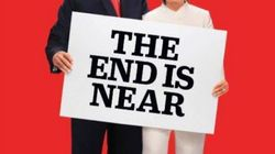 To νέο εξώφυλλο του Time για τις αμερικανικές εκλογές είναι απλά επικό (αν και λίγο