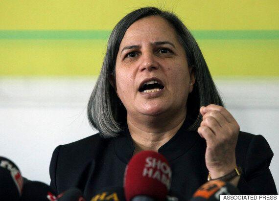 Τουρκία: Προφυλακίστηκε η ηγεσία και οι βουλευτές του φιλοκουρδικού κοινοβουλευτικού κόμματος