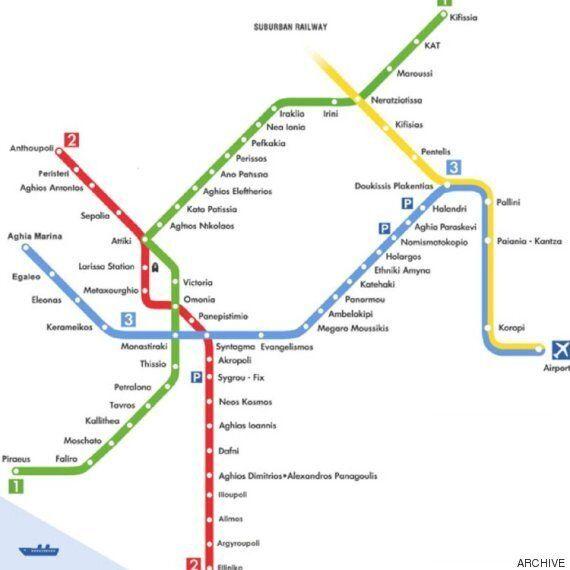 Aytos O Xarths Toy Metro 8a Sas Odhghsei Se Merika Apo Ta Kalytera