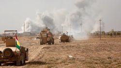 Απελευθέρωση της πόλης Μπασίκα πλησίον της Μοσούλης. Νέα ήττα για το