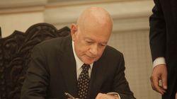 Ο Δημήτρης Παπαδημητρίου αναθεώρησε: «Δεν υπάρχει θέμα παράλληλου νομίσματος», δήλωσε μετά τον
